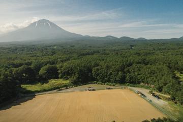 空撮業務-富士山(鳴沢村)